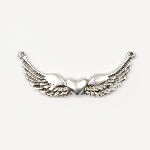 Winged Heart - Pendant: click to enlarge