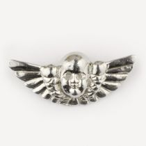 Winged Cherub - Brooch